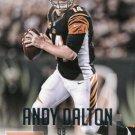 2015 Prestige Football Card #63 Andy Dalton