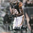 2015 Prestige Football Card #64 A J Green