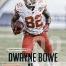 2015 Prestige Football Card #74 Dwayne Bowe