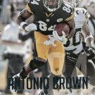 2015 Prestige Football Card #77 Antonio Brown