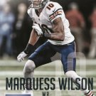 2015 Prestige Football Card #82 Marquess Wilson
