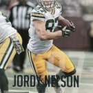 2015 Prestige Football Card #95 Jordy Nelson