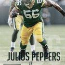 2015 Prestige Football Card #97 Julius Peppers
