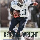 2015 Prestige Football Card #125 Kendall Wright