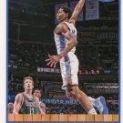 2013 Hoops Basketball Card #43 Jeremy Lamb