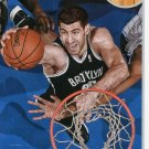 2013 Hoops Basketball Card #45 Thornike Shengelia