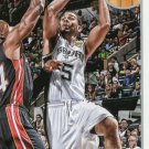 2013 Hoops Basketball Card #50 Corey Joseph