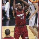 2013 Hoops Basketball Card #57 Joel Anthony