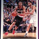 2014 Hoops Basketball Card #56 Nicolas Batum