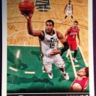 2014 Hoops Basketball Card #70 Derrick Favors
