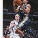 2015 Hoops Basketball Card #150 Trey Burke