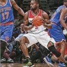 2015 Hoops Basketball Card #154 Martell Webster