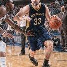 2015 Hoops Basketball Card #158 Ryan Anderson