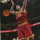 2015 Hoops Basketball Card #160 Tristan Thompson
