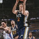 2015 Hoops Basketball Card #163 Joe Ingles