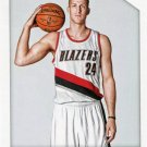 2015 Hoops Basketball Card #174 Mason Plumlee
