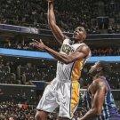 2015 Hoops Basketball Card #181 Ian Mahinmi