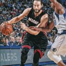 2015 Hoops Basketball Card #192 Josh McRoberts
