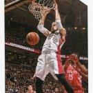 2015 Hoops Basketball Card #213 Jonas Valanciunas