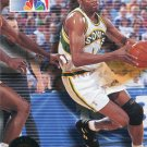 1993 Skybox Basketball Card #12 Sam Perkins