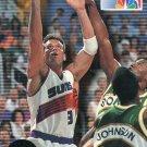 1993 Skybox Basketball Card #15 Dan Majerle