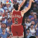 1993 Skybox Basketball Card #21 John Paxson