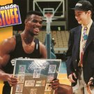 1993 Skybox Basketball Card #22 David Robinson
