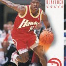 1993 Skybox Basketball Card #25 Mookie Blaylock