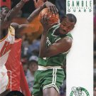 1993 Skybox Basketball Card #33 Kevin Gamble