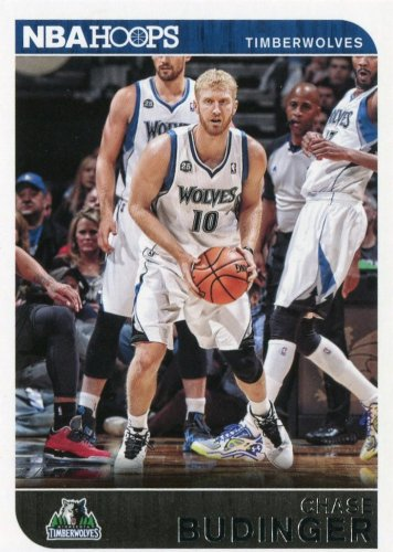 2014 Hoops Basketball Card #89 Chase Budinger