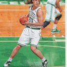 2014 Hoops Basketball Card #91 Kelly Olynk
