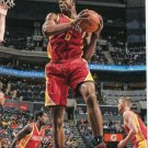 2014 Hoops Basketball Card #104 Terrence Jones