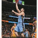 2014 Hoops Basketball Card #107 Kosta Koufos