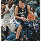 2014 Hoops Basketball Card #128 Tayshaun Prince
