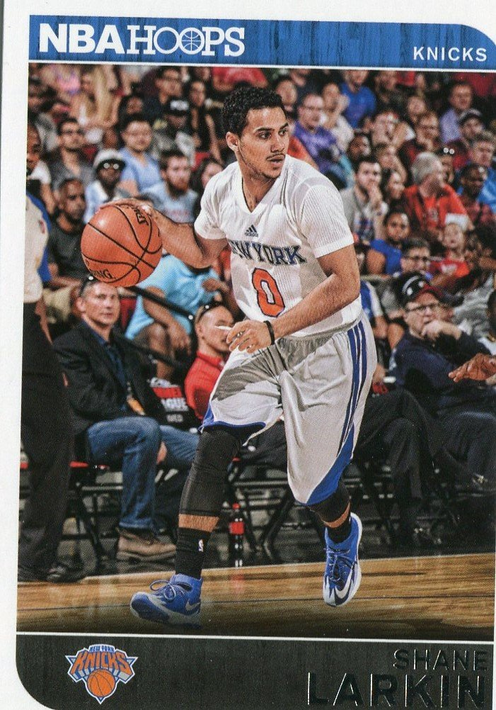 2014 Hoops Basketball Card #129 Shane Larkin