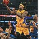 2014 Hoops Basketball Card #135 Jordan Hill