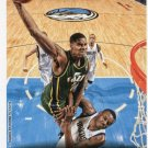 2014 Hoops Basketball Card #142 Marvin Williams