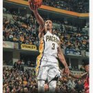 2014 Hoops Basketball Card #154 George Hill