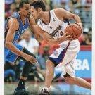 2014 Hoops Basketball Card #156 J J Redick