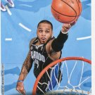 2014 Hoops Basketball Card #159 Jameer Nelson