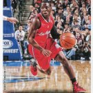 2014 Hoops Basketball Card #176 Darren Collison