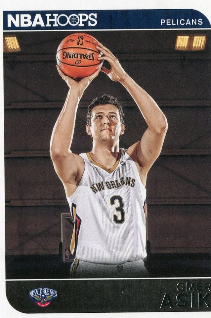 2014 Hoops Basketball Card #184 Omer Asik