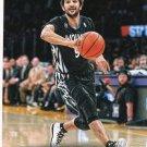 2014 Hoops Basketball Card #170 Ricky Rubio