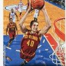 2014 Hoops Basketball Card #205 Tyler Zeller