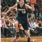 2014 Hoops Basketball Card #213 Cody Zeller