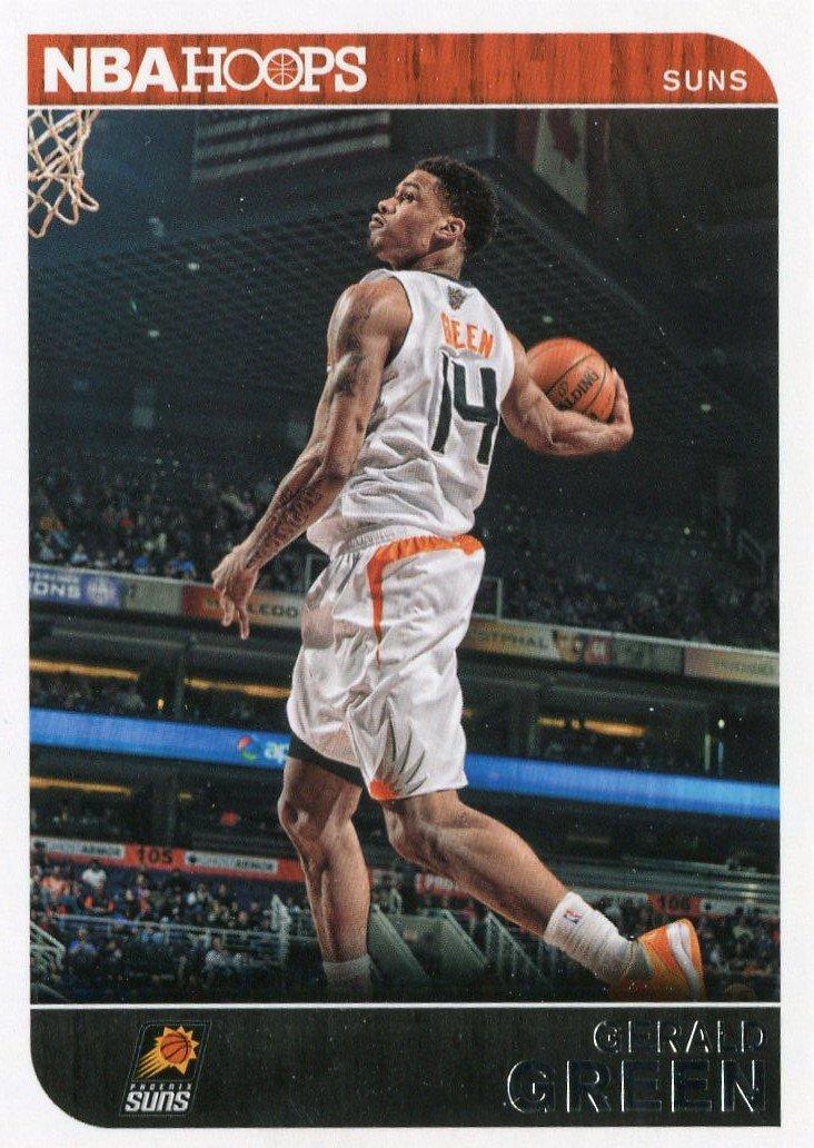 2014 Hoops Basketball Card #224 Gerald Green