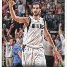 2014 Hoops Basketball Card #225 Jose Calderon
