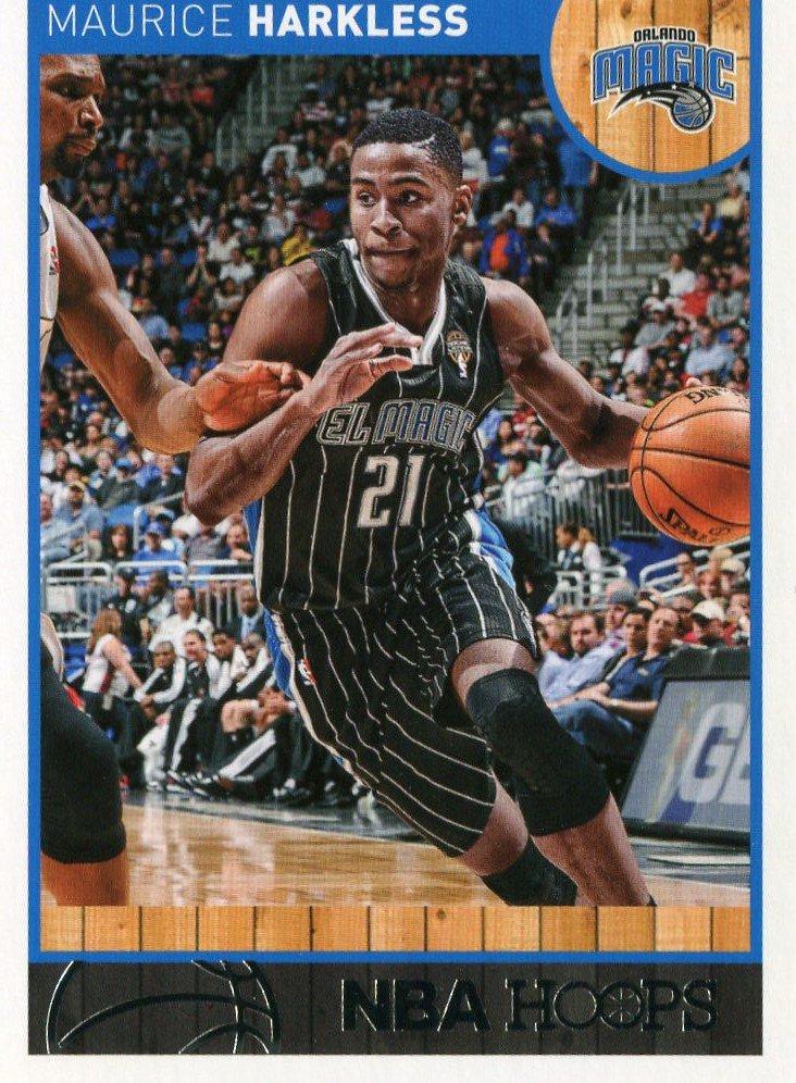 2013 Hoops Basketball Card #58  Maurice Harkless