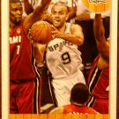 2013 Hoops Basketball Card #60 Tony Parker