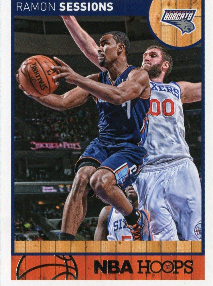 2013 Hoops Basketball Card #61 Raymond Sessions